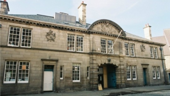 Out of the Blue Drill Hall, 36 Dalmeny Street, EH6 8RG