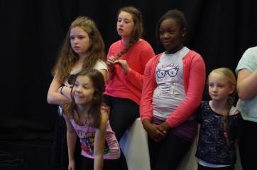 Hot Air rehearsals