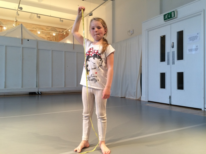 Residency Development with Young Company